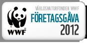 Vårt företag är WWF Vänföretag 2012